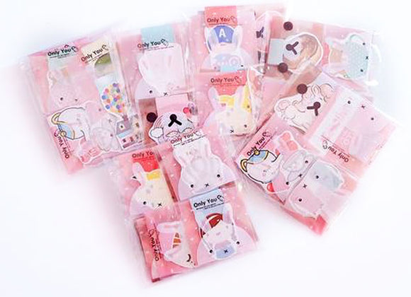 Random bookmark grab bag set of 10
