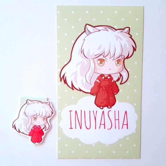 Inuyasha dashboard of bookmark