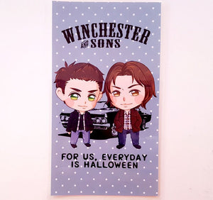 Spn brothers planner dashboard