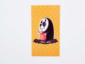 Trick-or-Treat No face planner dashboard