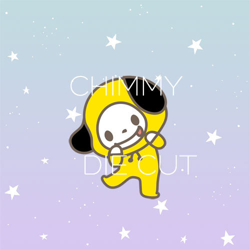 BT21 Chimmy die cut