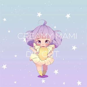 Magical Creamy Mami die cut