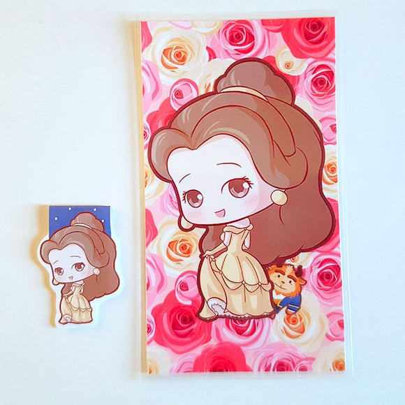 Belle of the ball <3 Planner dashboard or bookmark
