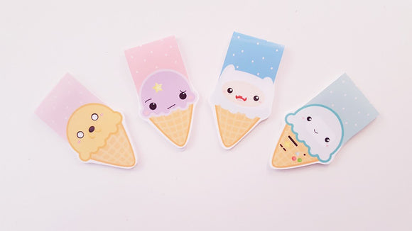 Adventure ice cream cones