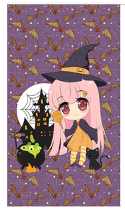 Witchy Elodie planner dashboard