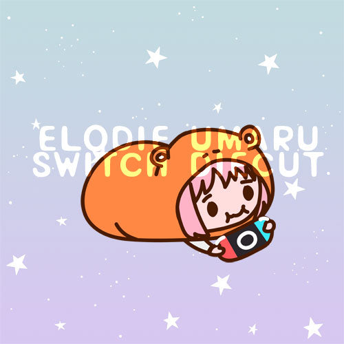 Elodie umaru switch die cut