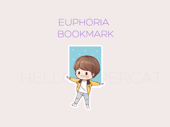 Euphoria magnetic bookmark