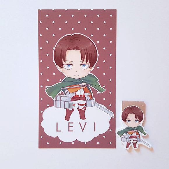 Levi dashboard or magnetic bookmark