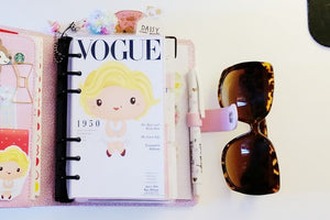 Marilyn Dashboard or Magnetic bookmark