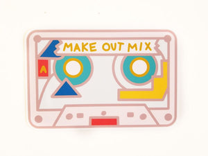 Makeout Mixtape Page marker