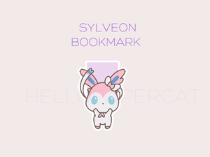 Sylveon magnetic bookmark