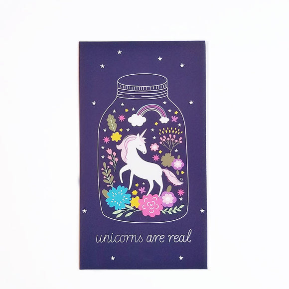 Unicorns are real planner dashboard
