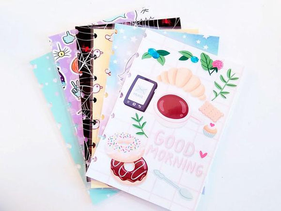 random MINI HAPPY PLANNER SIZE planner dashboard grab bags! (LIMITED AMOUNT)