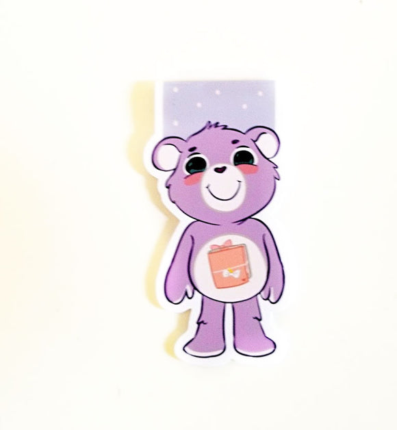 Planner Bear magnetic bookmark