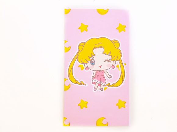 Pink Party Dress Usagi planner dashboard