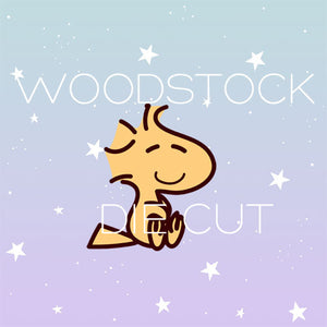 Woodstock die cut