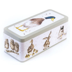 Duck Cracker Tin