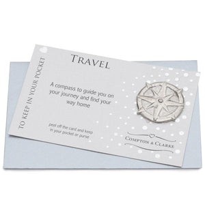Travel Carded Charm