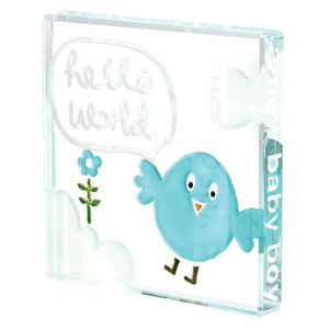 Mini Token Hello World with Blue Bird