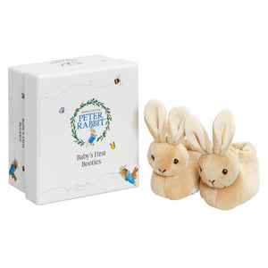 Peter Rabbit First Booties