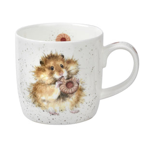 'Diet Starts Tomorrow' Hamster Mug
