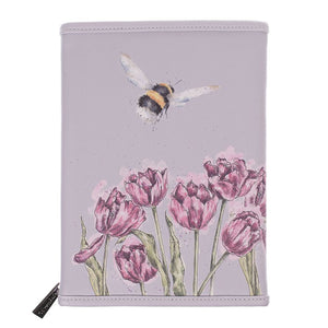 Bee Notebook Wallet