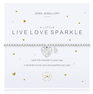 A Little Live Love Sparkle Bracelet