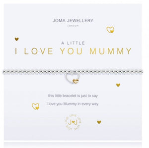 A Little I Love You Mummy Bracelet