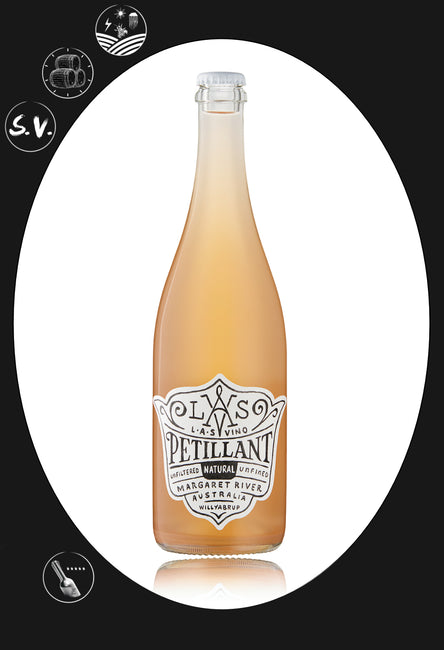 "L.A.S. Vino ""Petillant"" 2019 Pet-Nat"
