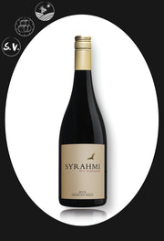 "Syrahmi ""New Beginnings"" Shiraz 2016"