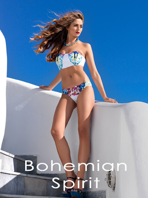 bohemian spirit look book