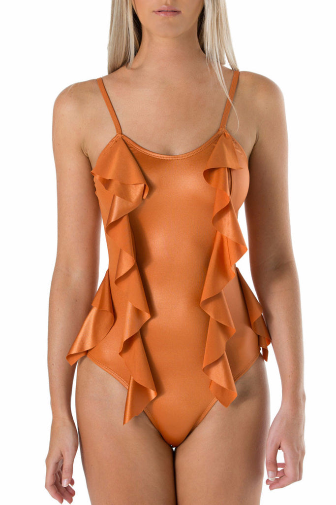 Venezia Ruffle One Piece