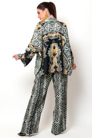 Kanzi Batik Tunik Set with Pants