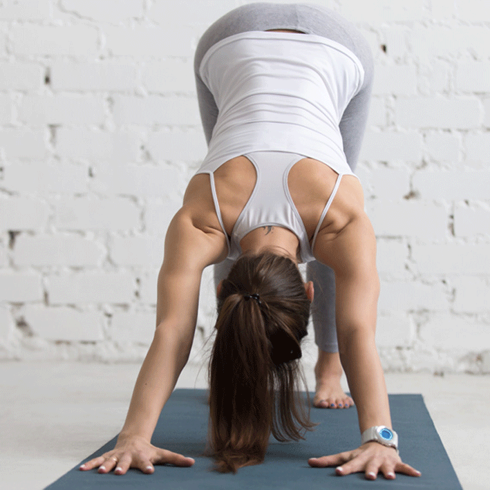 The benefits of Yoga before bedtime