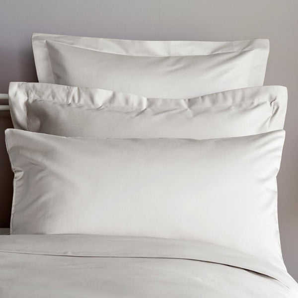 1000 Thread Count SUPERKING SIZE Pillowcase - Single White