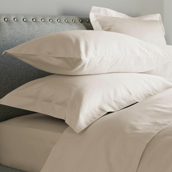 600 Thread Count Flat Sheet, Double