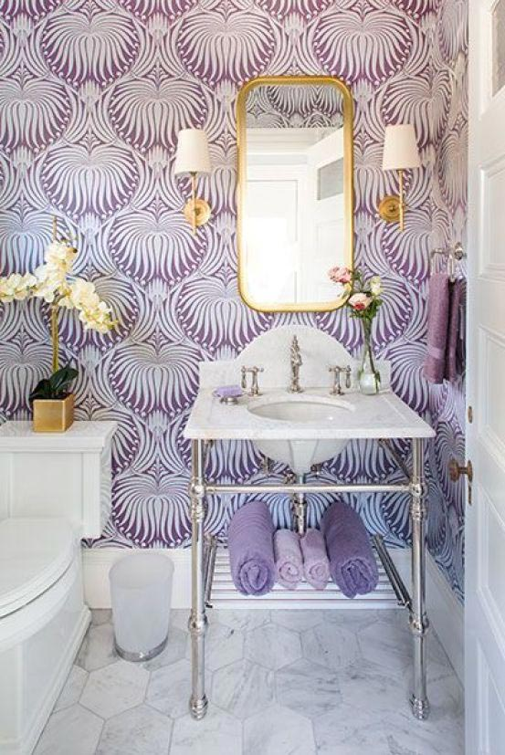 2018 Interior Design Trends | Pantone's 2018 Color of the Year | Ultra Violet