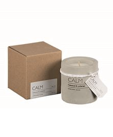 CALM Rosewood & Cyclamen Candle - LX Crafts Co