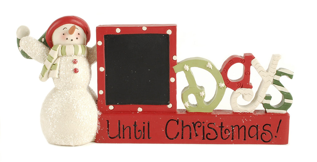 Chalkboard Days Until Christmas - LX Crafts Co