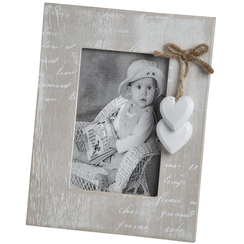 Heart Photo Frame - LX Crafts Co