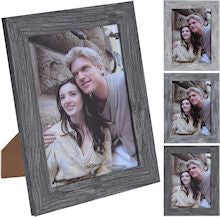 Large Wooden Photo Frame - LX Crafts Co
