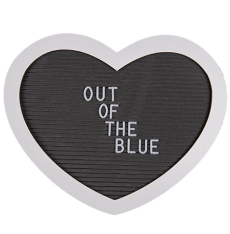 Heart Message Peg Board - LX Crafts Co