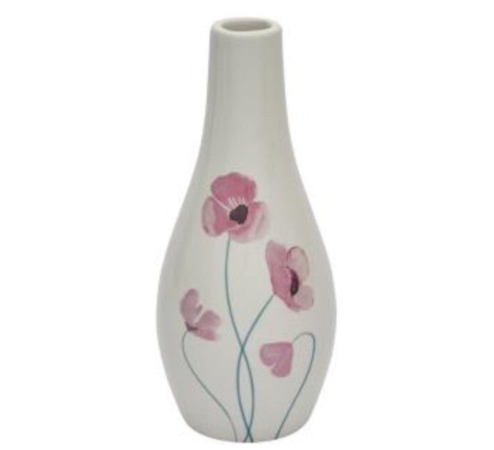 Poppy Bud Vase - LX Crafts Co