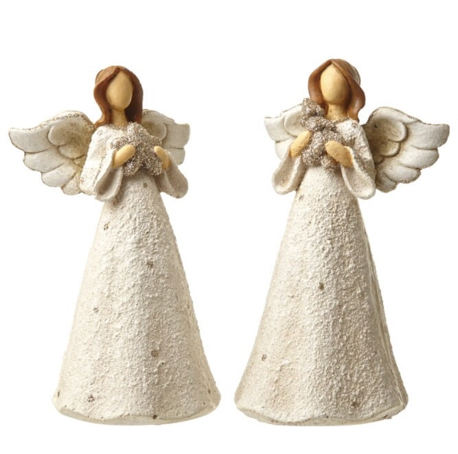 JUST IN | Polyresin Angel Decoration - LX Crafts Co