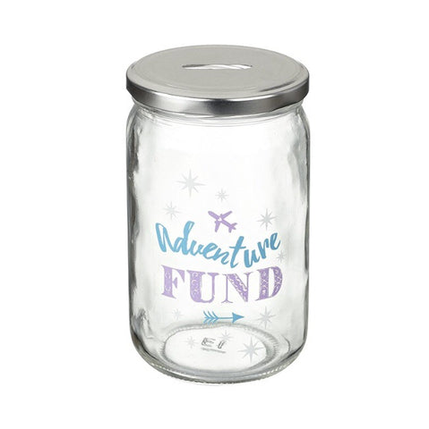 Adventure Fund Jar - LX Crafts Co