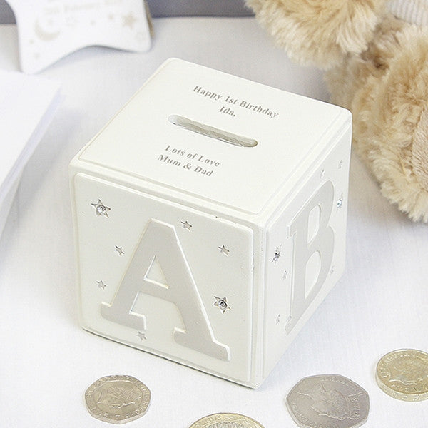 Twinkle Twinkle ABC Money Box
