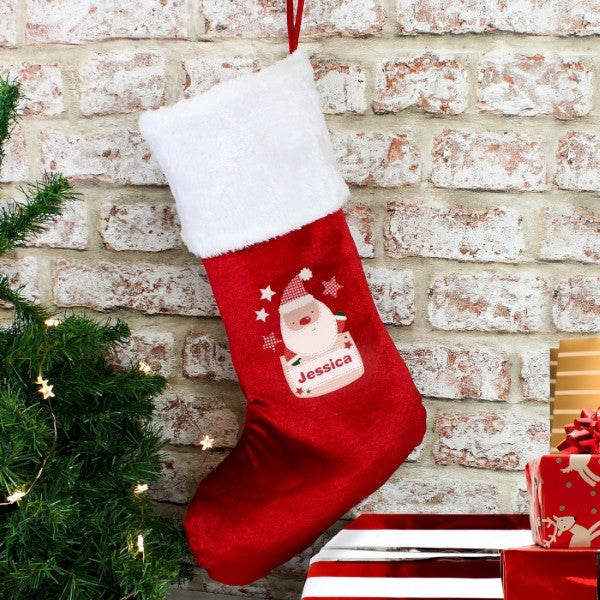 Pocket Santa Stocking - Latest Trendz Novelty Gifts And Gadgets