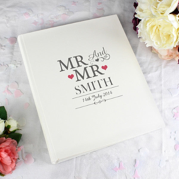 Mr And Mr Traditional Album Gift Idea For Wedding Latest Trendz
