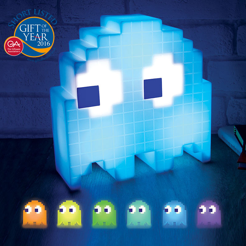PAC-MAN Ghost Light - Latest Trendz Novelty Gifts And Gadgets