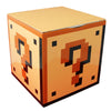 Super Mario Question Block Storage - Latest Trendz Novelty Gifts And Gadgets